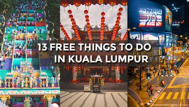Photo of The Ultimate Guide: 13 Fun & Free Things To Do in KL