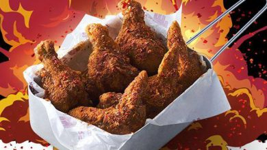 Photo of 4FINGERS Debuts New Fried Chicken With Mala Spices