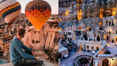 Photo of 8 Reasons Why You Should Visit Cappadocia, The Underrated City In Turkey
