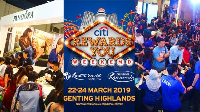 Photo of Up To 28% Off Hotel & Dining Offers Up For Grab at Citibank #CitiRewardsYou Weekend Fiesta