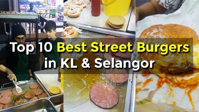 Photo of Top 10 Hottest & Best Street Burgers To Try In KL & Selangor