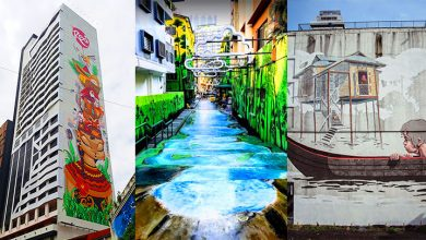Photo of 10 Of The Most Insta-Worthy Murals In KL