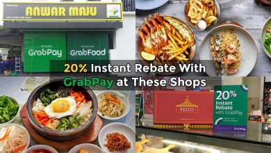 Photo of 7 Muslim-Friendly Restaurants With 20% GrabPay Rebate Deal You Need To Check Out