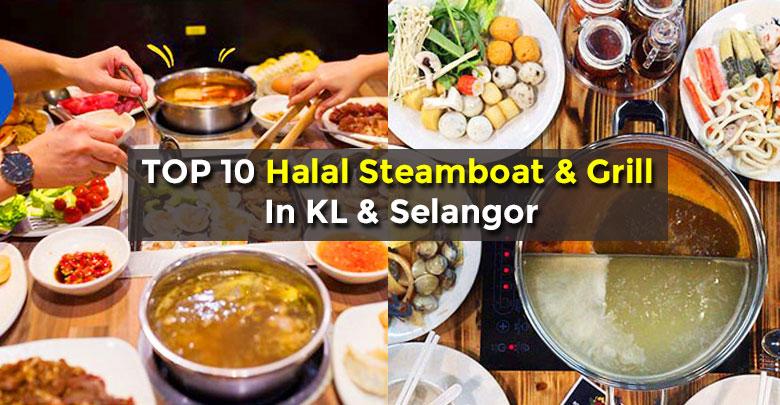 10 Halal Steamboat Restaurants Around Kl Selangor