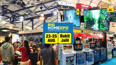 Photo of Enliven Your Home With BIG HOME Expo This 23 to 25 August