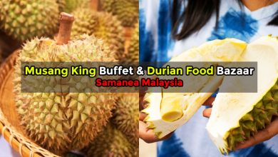 Photo of Enjoy All-You-Can-Eat Musang King At RM30/pax This Coming Sunday