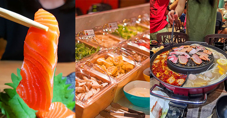 10 Most Worth It Buffet Places In Kl Under Rm50 Per Pax 2019 Guide