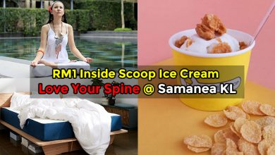"Photo of RM1 Inside Scoop Ice Cream, Win iPhone 11 At ""Love Your Spine"" Event This Oct 4-13"