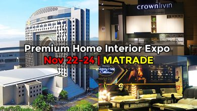 Photo of Great Deals You Shouldn't Miss At Premium Home Interior Expo This Nov 22-24