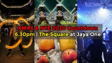 Photo of Calling All PJ-ians, Jaya One Is Having Its Biggest Countdown Party To 2020