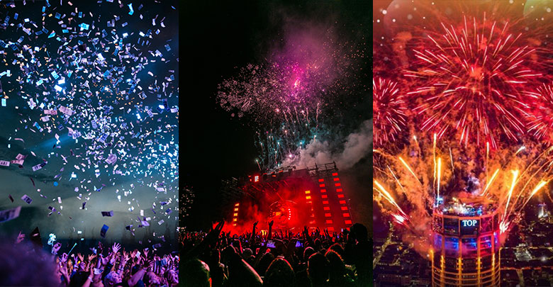 20 Places To Celebrate New Year's Eve All Around Malaysia For 2020