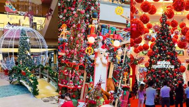 Photo of 10 Stunning Christmas Shopping Mall Decorations In KL & Selangor