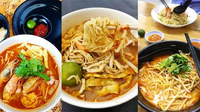 Photo of 7 Must-Try Sarawak Laksa Around KL & PJ