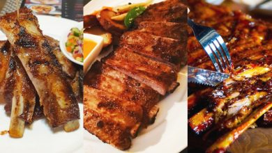 Photo of 10 Spots In Klang Valley For Tender & Juicy Pork Ribs To Fulfil Your Porky Cravings