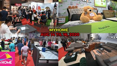 Photo of MYHOME Expo Is Happening From Aug 14 til 16, 2020 | Fri to Sun