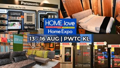 Photo of HOMElove Home Expo Is Back This Mid-Aug 13 to 16