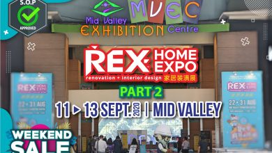 Photo of Great Deals You Shouldn't Miss At REX Home Renovation + Interior Design Expo This Sept 11-13