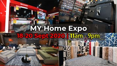 Photo of 6 Reasons To Attend My Home Expo This 18-20 Sept 2020